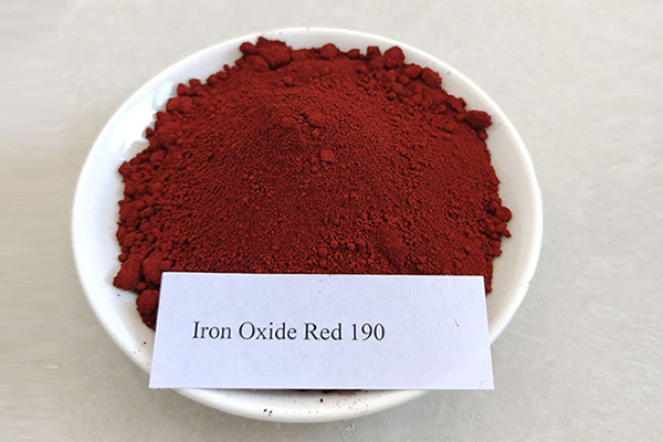 Red iron oxide 190